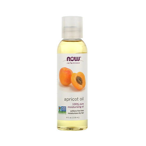 Now Foods. Apricot Oil. Масло абрикосовых косточек