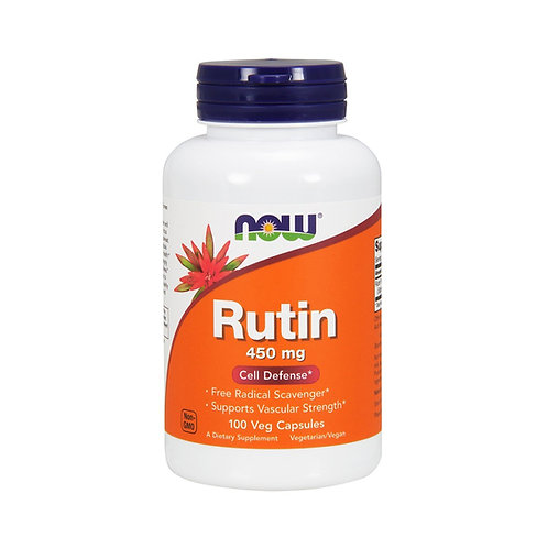 Now Foods. Rutin. Витамин P (рутин)