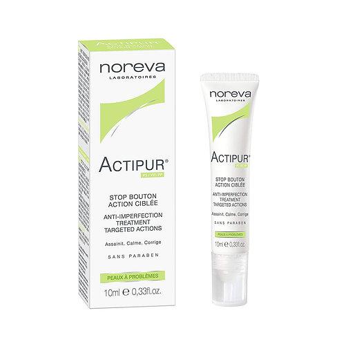 Noreva. Actipur Stop Bouton anti-imperfections. Точечное средство от воспалений