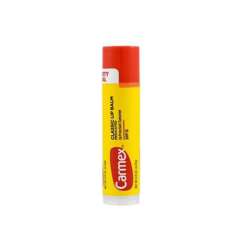 Carmex. Classic lip balm, original stick. Лечебный бальзам для губ в стике