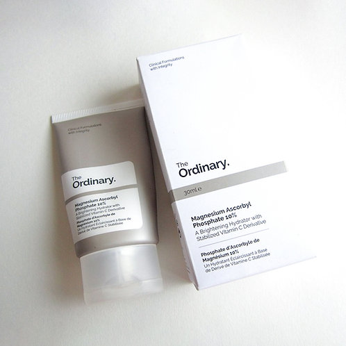 The Ordinary. Magnesium Ascorbyl Phosphate 10%. Серум с аскорбилфосфатом