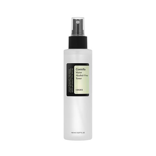 COSRX. Centella Water Alcohol-Free Toner. Тонер с экстрактом центеллы азиатской