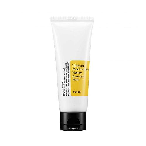 COSRX. Ultimate Moisturizing Honey Overnight. Ночная маска с прополисом