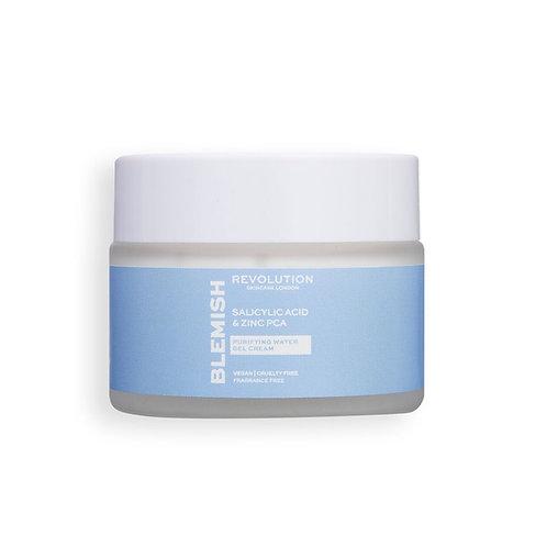 Revolution Skincare. SalicylicAcid& ZincCream. Гель-крем для проблемной кожи