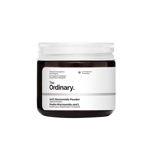 The Ordinary. 100% Niacinamide Powder. 100% пудра ниацинамида