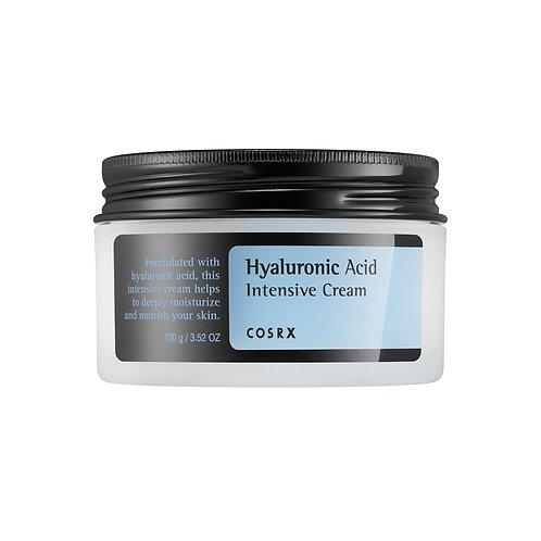 COSRX. Hyaluronic Acid Intensive Cream. Интенсивный крем с гиалуроновой кислотой