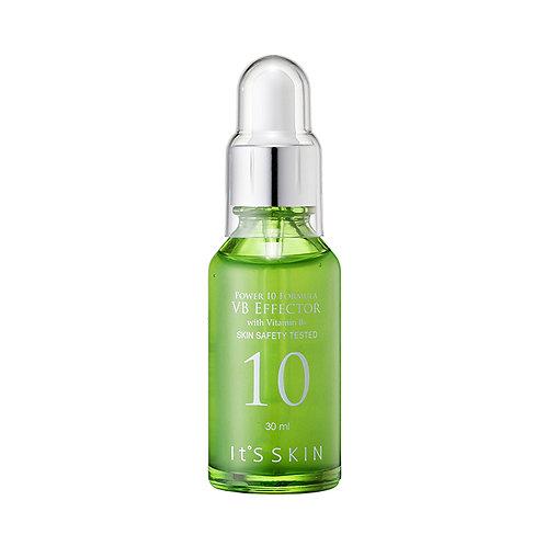 It's skin. Power 10 Formula VB Effector. Сыворотка для регуляции жирности