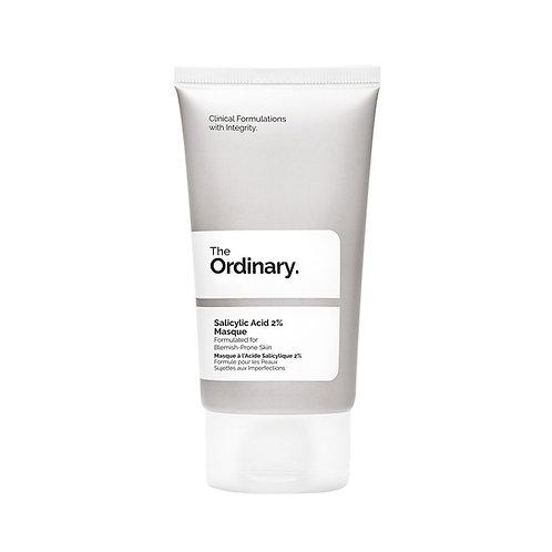 The Ordinary. Salicylic Acid 2% Masque. Очищающая маска с салициловой кислотой