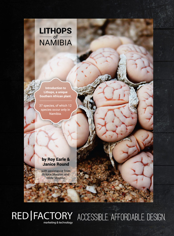 Book Now Available: Lithops of Namibia