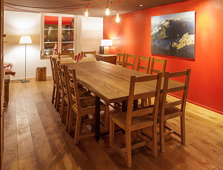 Salon privé Maison de Savoie Paris