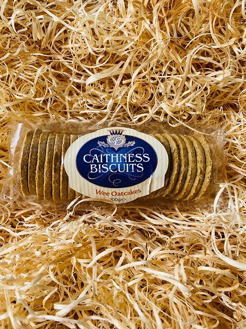 Caithness Biscuits - Wee Oatcakes