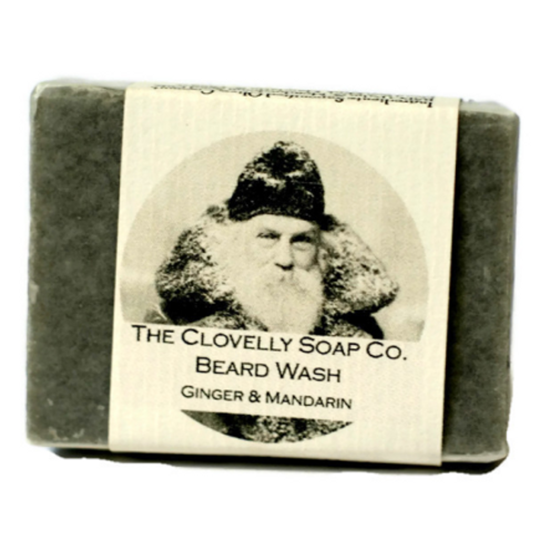 The Clovelly Soap Co - Ginger & Mandarin Beard Wash