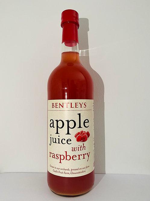 Bentley's - Apple Juice with Raspberry