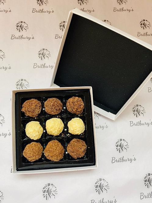 Britbury's Truffles - Boxed