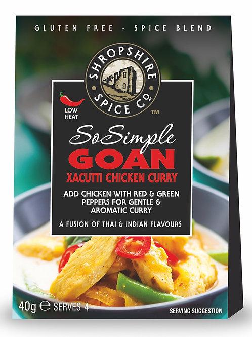 Goan Xacutti Chicken Curry Spice Blend