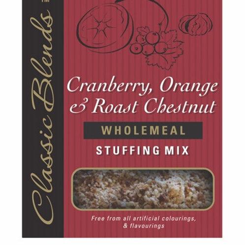 Cranberry, Orange & Roast Chestnut