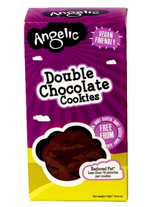 Double Choc Cookies - Angelic