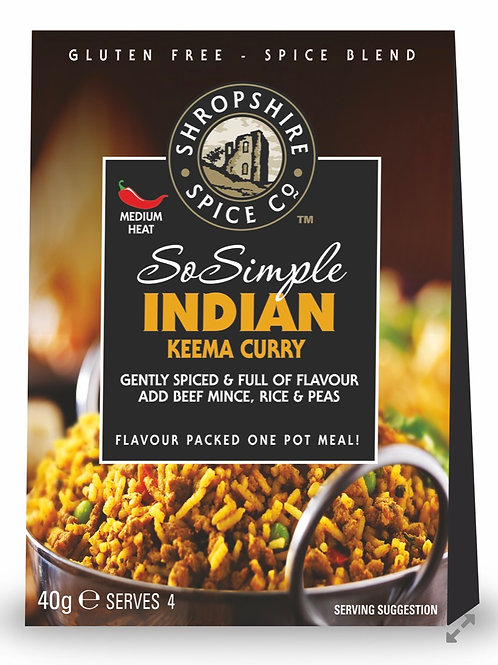 Indian Keema Curry Spice Blend