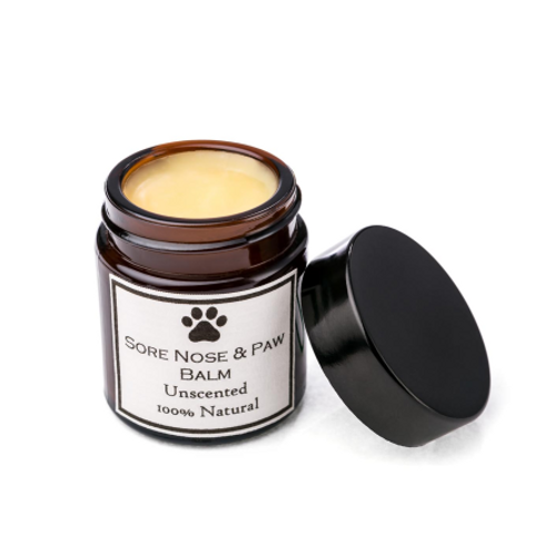 The Clovelly Soap Co - Nose & Paw Balm for dogs - Unscented