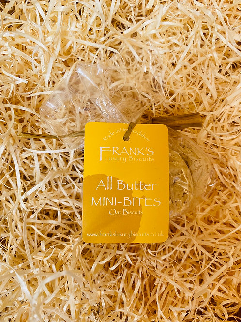 Frank's Luxury Biscuits - Mini Bags - various flavours
