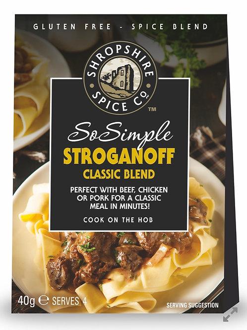 Stroganoff Spice Blend