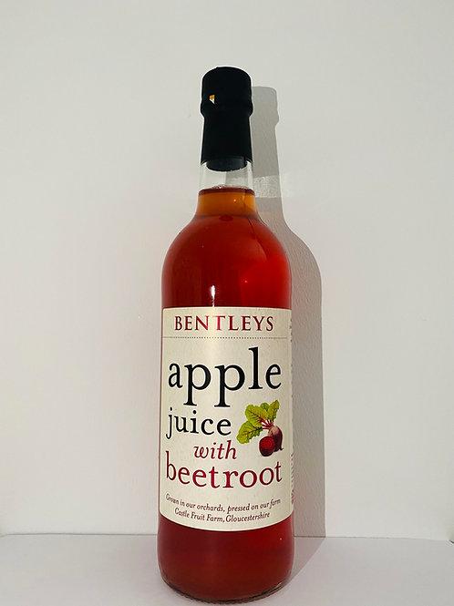 Bentley's - Apple Juice with Beetroot
