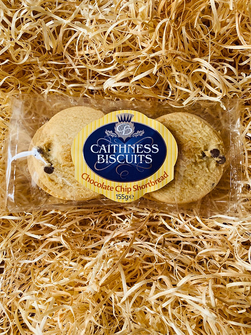 Caithness Biscuits - Choc Chip Shortbread