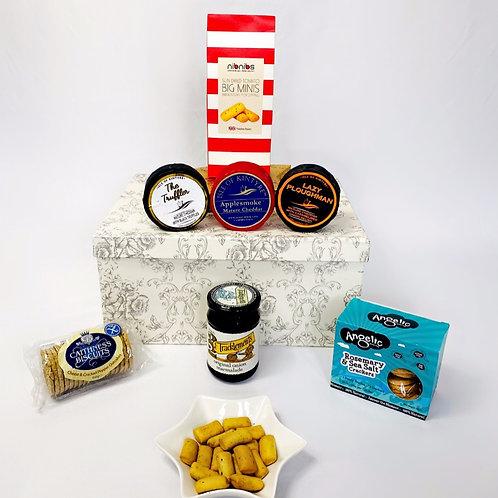 The Great British Cheese Box