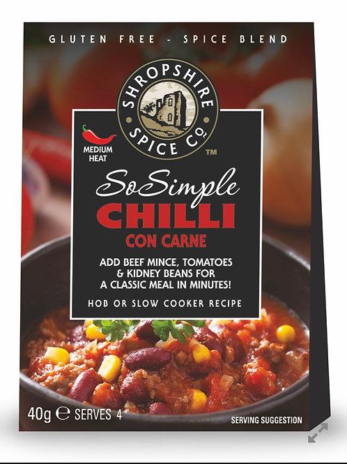 Chilli Con Carne Spice Blend
