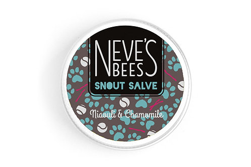 Niaouli and Chamomile Snout Salve