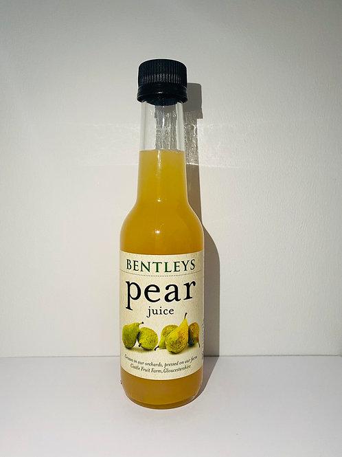 Bentley's Pear Juice - 25cl