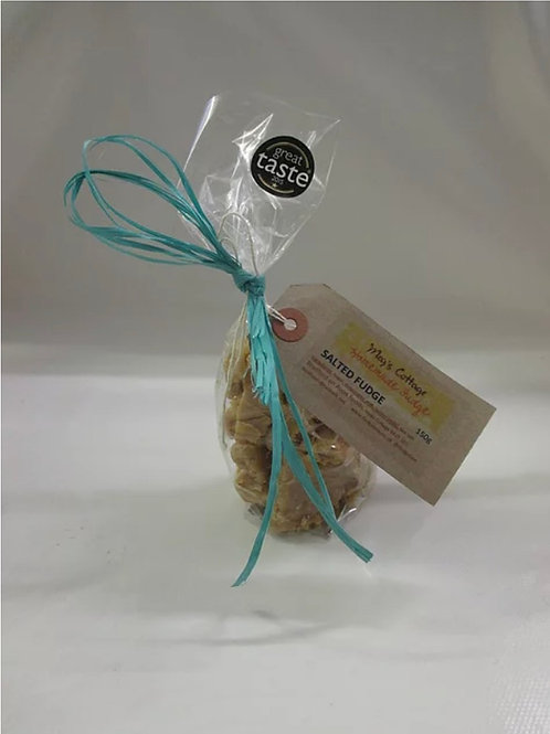 Salted Fudge - 110g boxed