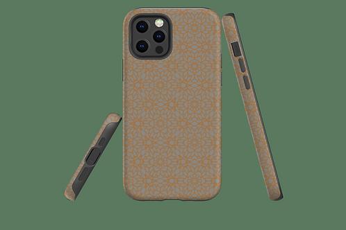 Flower Mosaic iPhone Case