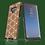 Thumbnail: Flower Kaleidoscope Samsung Galaxy Case