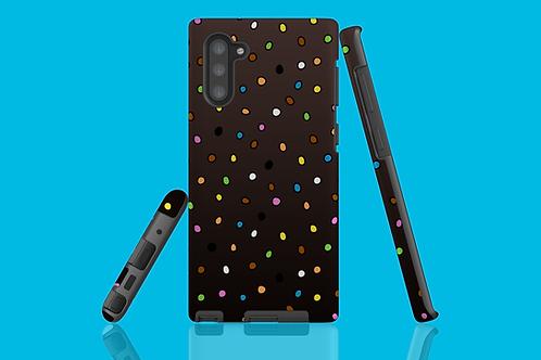 Allsorts on Dark Gradient Samsung Galaxy Case