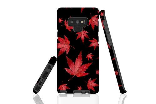Inky Autumn Acer Samsung Galaxy Case