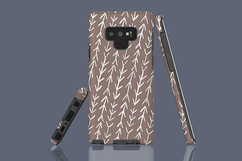 Arrow Pattern Samsung Galaxy Case