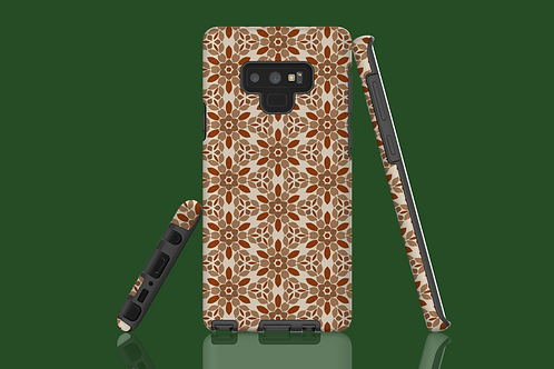 Flower Kaleidoscope Samsung Galaxy Case