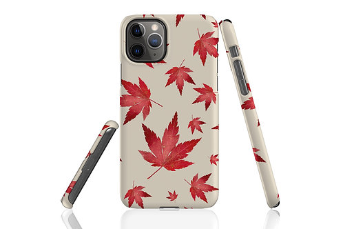 Natural Blush Bright Acer iPhone Case