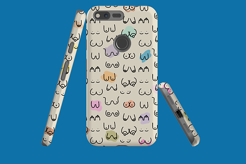 Boobs Google Pixel Case