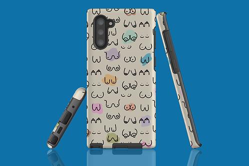 Boobs Samsung Galaxy Case
