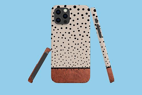 Hide & Spot iPhone Case