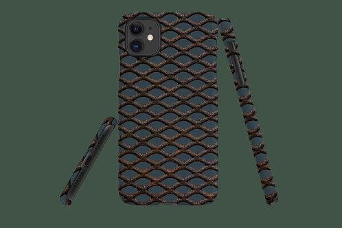 Rustic Colours iPhone Case