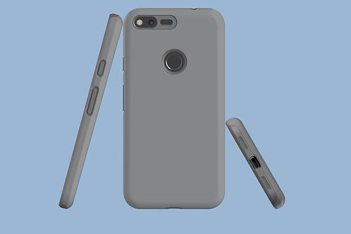 Ultimate Grey Solid Colour Google Pixel Case