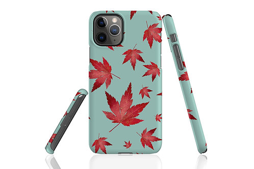 Mint Bright Acer iPhone Case