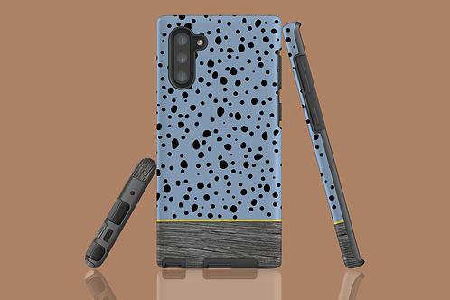 Driftwood Spotty Blue Samsung Galaxy Case