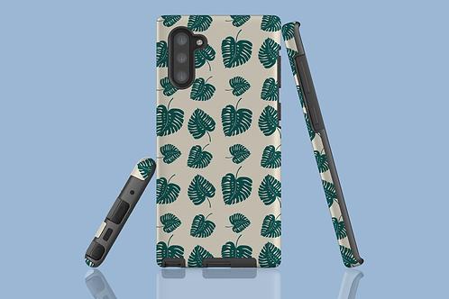 Botanical Leaf Samsung Galaxy Case