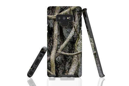Tree Bark Vines Samsung Galaxy Case