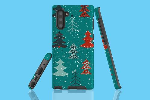 Christmas Trees Samsung Galaxy Case