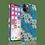 Thumbnail: Floral Wave iPhone Case
